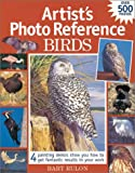 Artists Photo Reference Birds, Bart Rulon, 1581804520