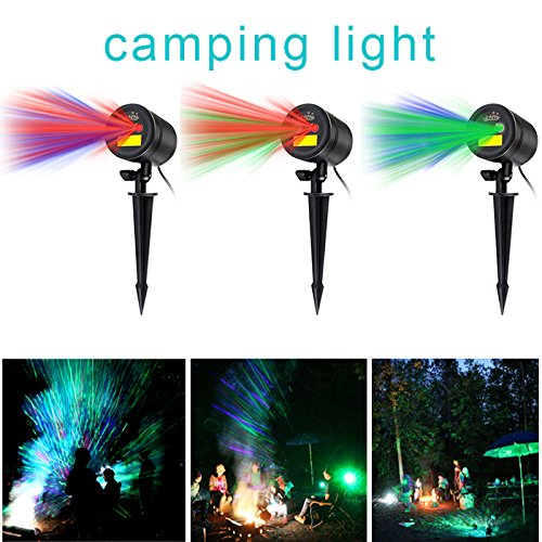 Outdoor Laser Party Lights in Florida - 5