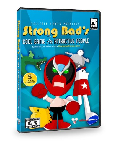 StrongBads Cool Game Attractive People PC product image