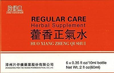 Regular Care Herbal Supplement: Huo Xiang Zheng Qi Shui