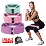 WOOSL-Resistance-Bands-for-Legs-and-ButtExercise-Bands-Hip-Bands-Wide-Booty-Bands-Workout-Bands-Sports-Fitness
