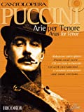 Puccini Arias for Tenor: Cantolopera Collection