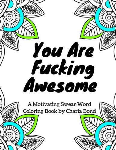 You Are Fucking Awesome Motivating product image