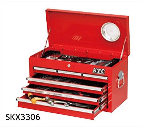 KTC:工具セット(チェストタイプ) SK36813X B01CE6N518