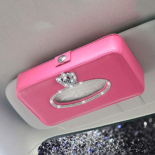 car accessories in pink - 2