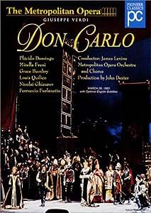 Verdi: Don Carlo (Levine/Domingo) [Import]