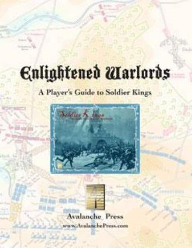 APL: Enlightened Warlords  Player`s Guide for Soldier Kings Board Gameの商品画像