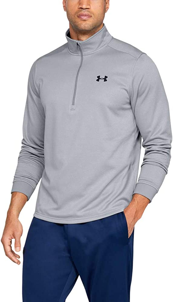 Under Armour Armour Fleece 1/2 Zip, camiseta de manga larga hombre