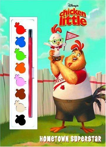 Download Chicken Little:Hometown Superstar (Paint Box Book) pdf epub