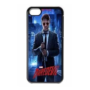 Xinta Custom Designer Personalized Cool Daredevil Matt TPU Cover Case for iphone 5C XT2835466