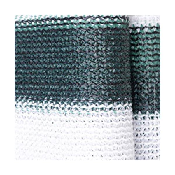Telo protettivo per protezione solare in polietilene rinforzato, 1 metro, 1 asola esterna per balcone, 18 misure (colore… 7 spesavip