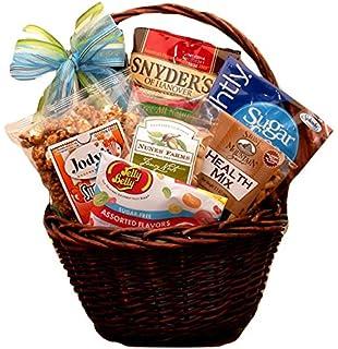 Amazon gift basket drop shipping sugar free diabetic gift mini sugar free gift basket makes a perfect thank you birthday or any negle Choice Image