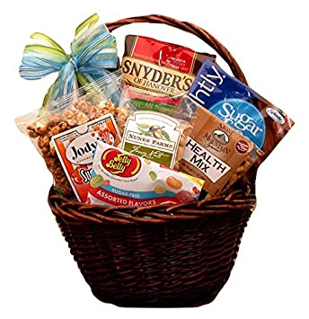 Amazon mini sugar free gift basket makes a perfect thank mini sugar free gift basket makes a perfect thank you birthday or any negle Image collections