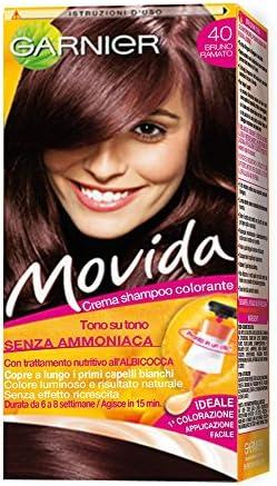 MOVIDA 40 bruno ramato senza ammoniaca - Dyes for hair  Amazon.in  Beauty 5957f81a1ca7
