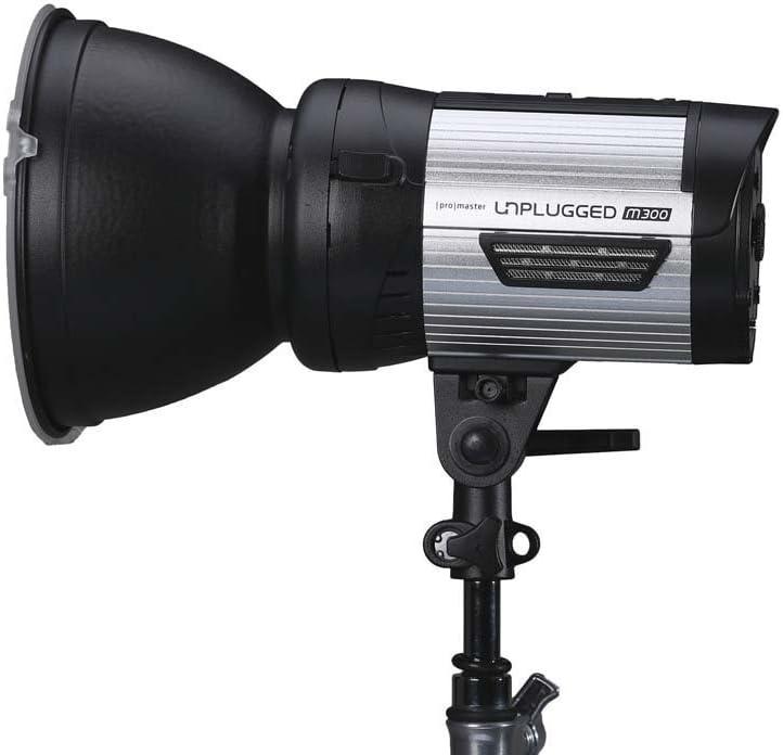 6754 ProMaster Unplugged M400 Monolight Studio Strobe