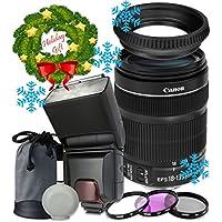 Canon EF-S 18–135mm f/3.5–5.6 IS STM Lens For Canon T3 T5 T6 T3i T5i T6i T6s 70D 60D 80D 700D 750D 600D 7D Mark II DSLR Cameras