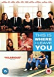 This Is Where I Leave You [DVD] [2015]