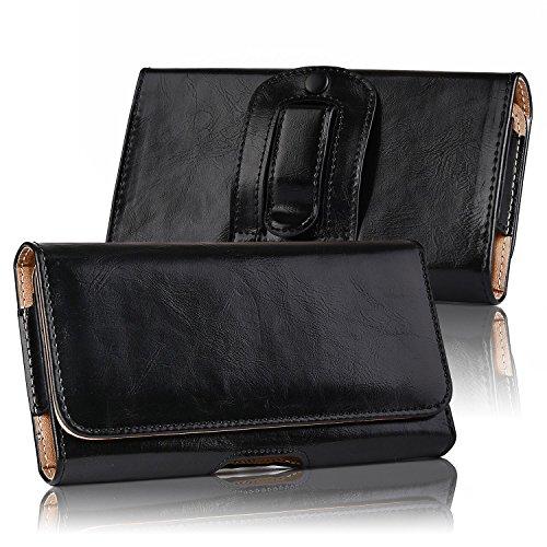 iPhone kiwitat%C3%A1 Horizontal Leather Holster