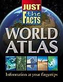 World Atlas, Carson-Dellosa Publishing Staff, 0769642608