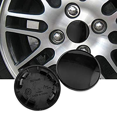 70mm(2.76in)/54mm(2.13in) Black Car Wheel Center Hub Caps Set of 4 for 2000-2011 Ford Focus #2M51-1000-AA #2M5Z-1130-AB #3367#3438#3530#3704#3972: Automotive