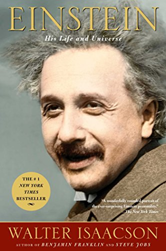 Einstein: His Life and Universe [Walter Isaacson] (Tapa Blanda)