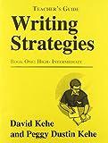 Writing Strategies, Intermediate 9780866471749