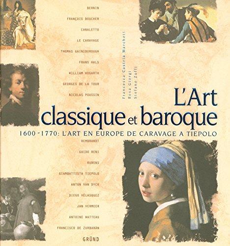L'art classique et baroque