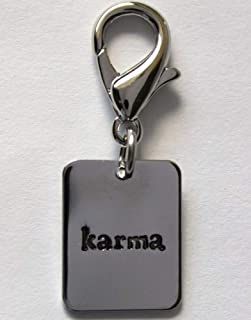 product image for Diva-Dog 'Karma' Dog Collar Charm