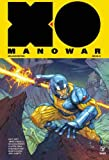 img - for X-O Manowar by Matt Kindt Deluxe Edition Book 1 book / textbook / text book