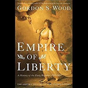 Empire of Liberty Hörbuch