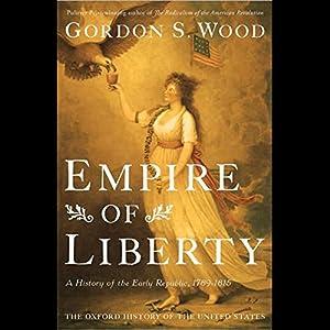 Empire of Liberty Audiobook