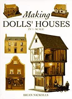 The new dolls house do it yourself book in 112 and 116 scale making dolls houses in 112 scale solutioingenieria Image collections
