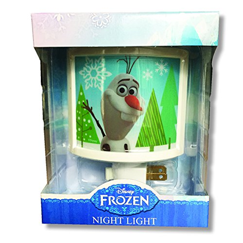 Disney Frozen Olaf Night Light product image