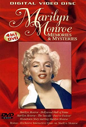 Prime Amazon Com Marilyn Monroe Memories Mysteries Marilyn Monroe Hairstyle Inspiration Daily Dogsangcom