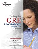 Cracking the GRE Psychology Subject Test, Princeton Review, 0375764925