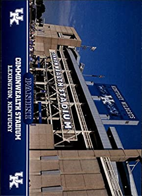 2016 Panini Kentucky #4 Football Commonwealth Stadium