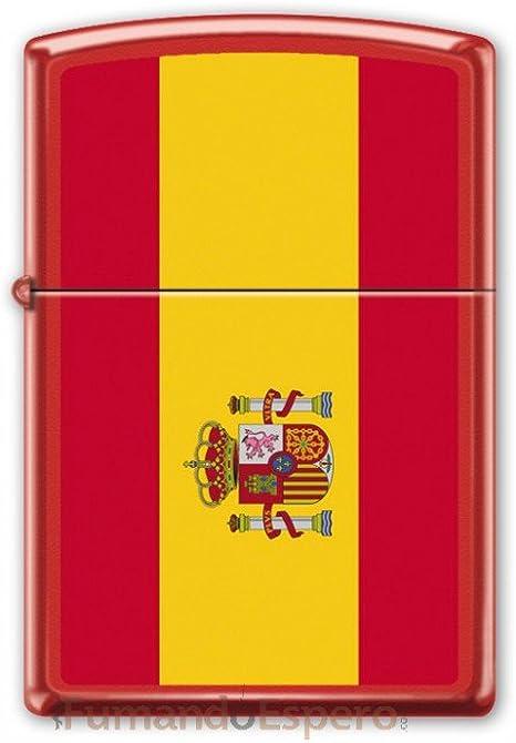 Zippo Bandera de España: Amazon.es: Electrónica