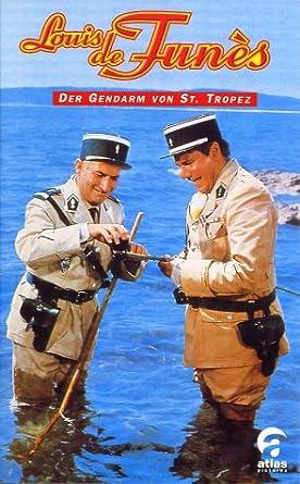 Amazoncom Der Gendarm Von Saint Tropez Le Gendarme De
