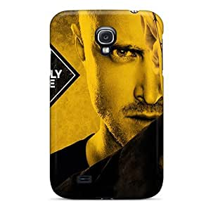 Elaney Premium Protective Hard Case For Galaxy S4- Nice Design - Breaking Bad 1