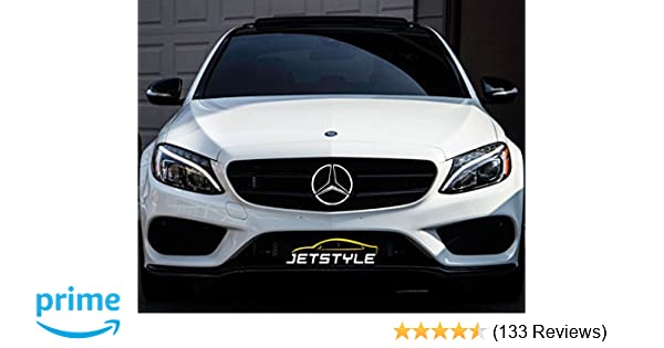 Amazon Com Jetstyle Led Emblem For Mercedes Benz 2011 2018 Front
