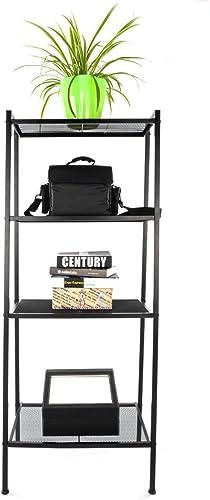 CIMIVA 4-Tier Ladder Bookshelf