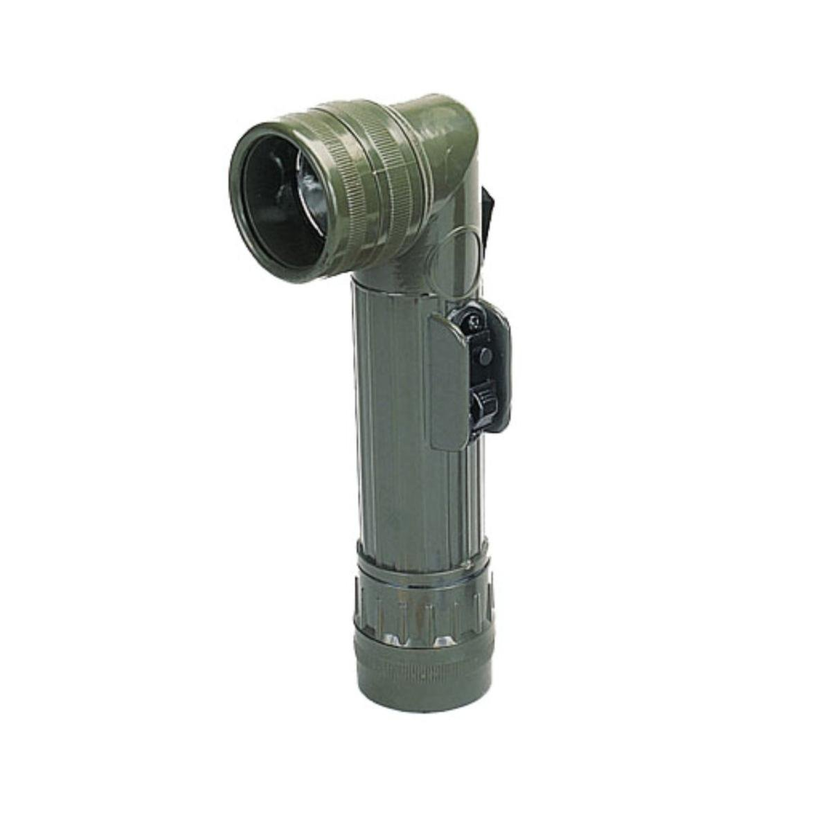 Rothco G.I. Type O.D. D-Cell Flashlights, Olive Drab