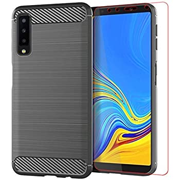 Amazon.com: kwmobile TPU Silicone Case for Samsung Galaxy A7 ...