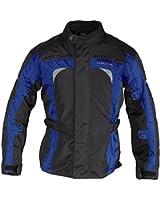Richa Bolt jkt.black/blue 2XL