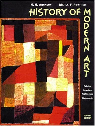 HISTORY OF MODERN ART 4th ed