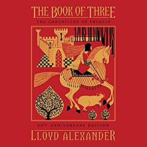 The Chronicles of Prydain, Books 1 & 2 Audiobook