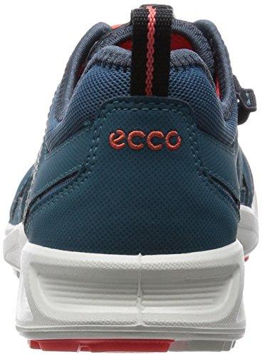 Ecco Sportive Terracruise Blu Donna petrol Ladies petrol Scarpe 53045 gqgzwnrUd
