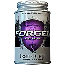 Transform Forged - Joint Support by Transform Supplements 60 Tablet Bottle