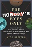 For Nobody's Eyes Only, Nick Redfern, 1601632886