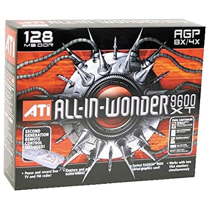 ATI 3DP ALL-IN-WONDER 9600 DRIVER FOR PC